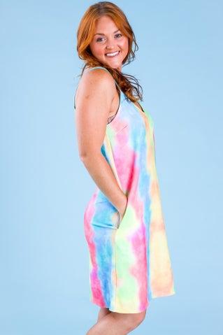 Seaside Breeze Dress
