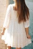 Always On My Heart Smocked Dress