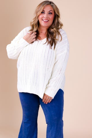 Second Chance Sweater - PLUS