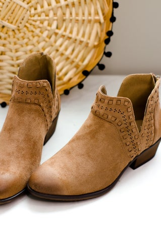 Maybe Someday Booties