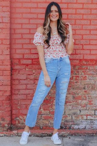 Last Summer Boyfriend Jeans