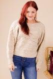 Spoken Up Sweater