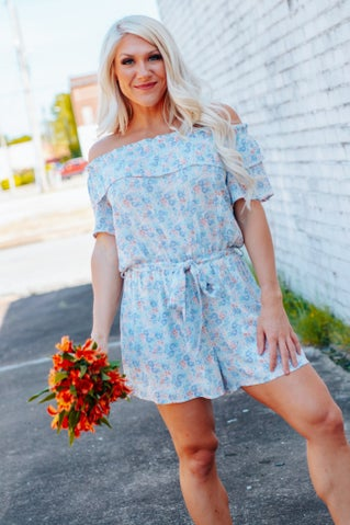 Nothing To Change Romper
