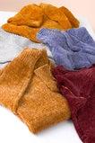 Dream In Color Chenille Sweater