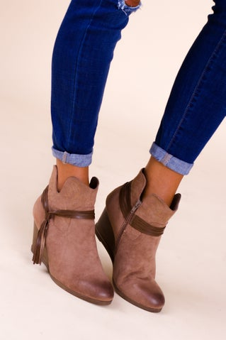 Stay In Step Booties