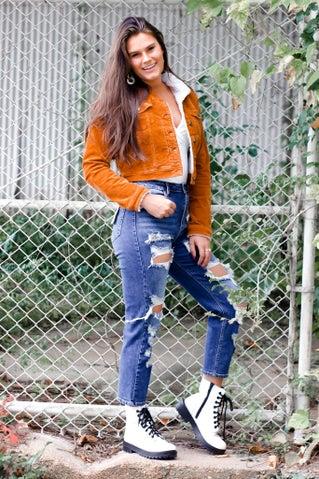 Make Me Smile Jeans