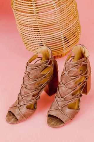 Dance It Out Heels