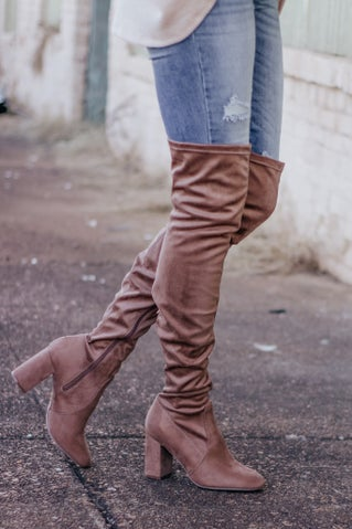 Bad And Boujee Boots