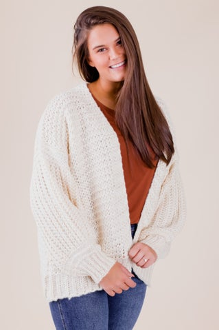 Early Sunset Cardigan