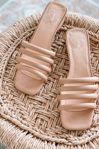 Flora And Fauna Sandals