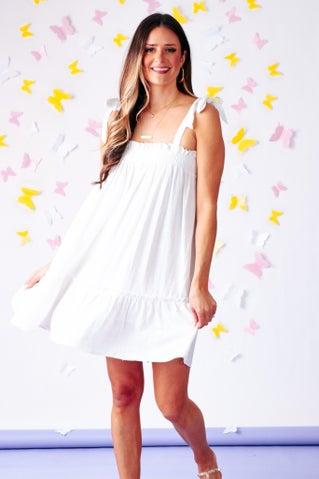 Athena Mini Dress