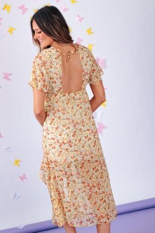 A Loving Heart Wrap Dress