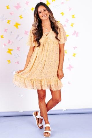 On The Upside Dress