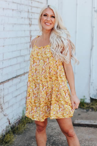 Toasted Coconut Dress