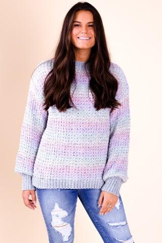 Come Alive Sweater
