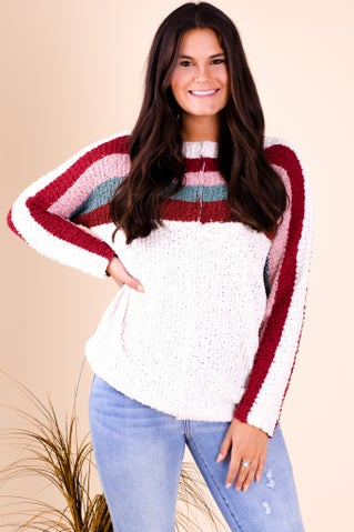 Happy Hearts Sweater