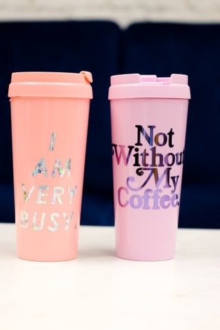 Statement Cups