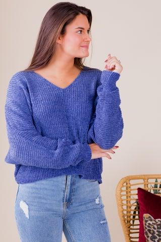 Misty Mountain Sweater