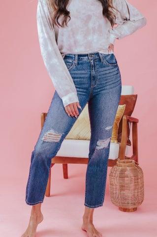 Soul Changing Retro Girlfriend Jeans