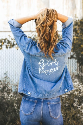 Days Gone By Denim Jacket