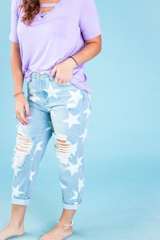To The Stars Jeans