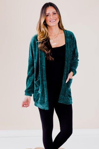 Second Chances Cardigan