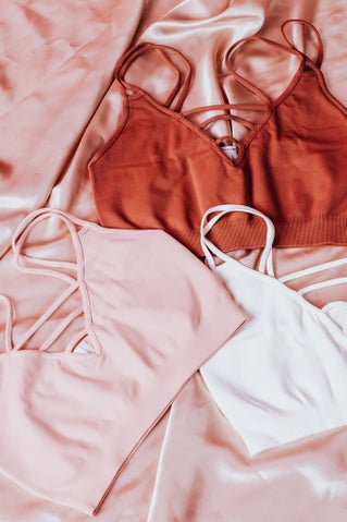 For The First Time Bralette