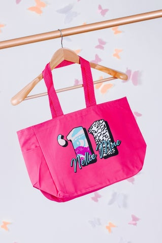 Anniversary Tote - Pink
