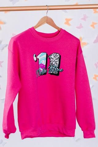 Anniversary Sweatshirt - Pink