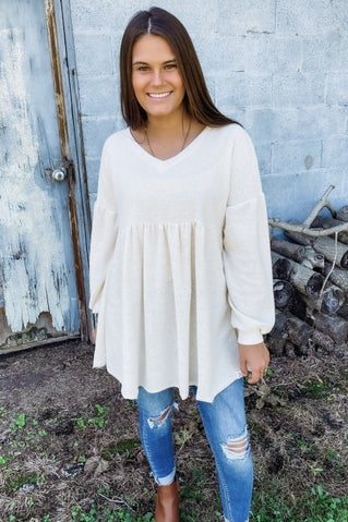 Hoping To Love You Reversible Tunic