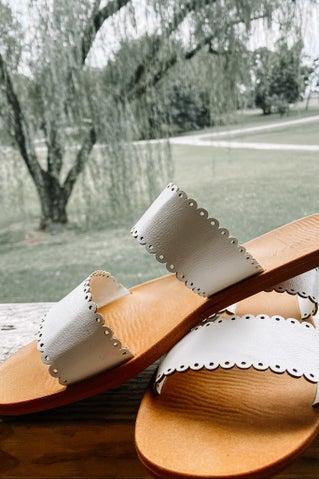 Just Like This Sandal