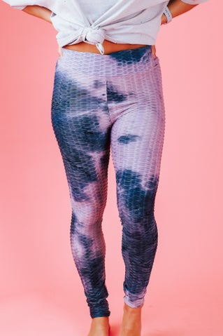 Time Is Now Tie Dye Leggings