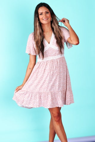 Talking About Forever Dress