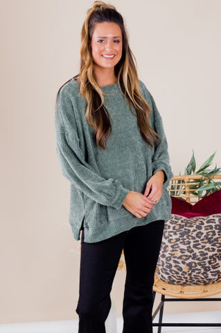 Sweet Darlin Sweater