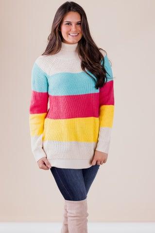 Take Me Away Sweater