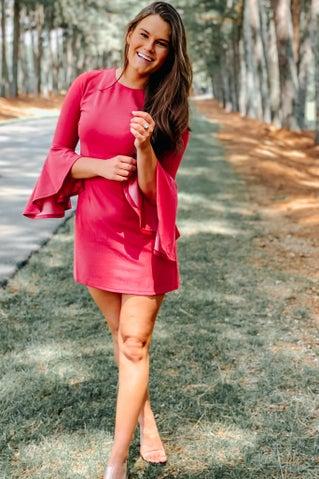 Turntable Dress