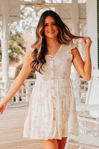 Gypsy Soul Mini Dress