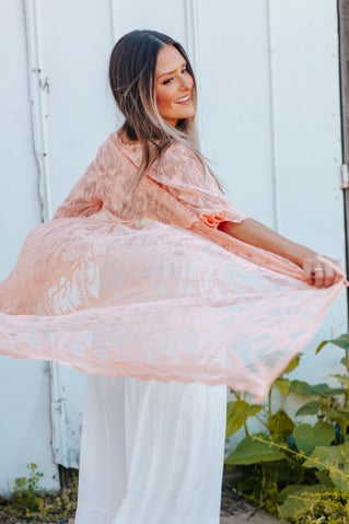 Luck Of The Stylish Kimono