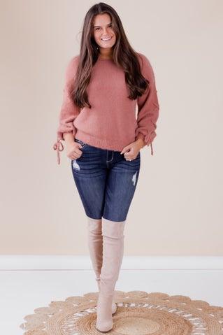 Looking Forward Sweater