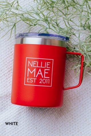 Nellie Mae Insulated Mug