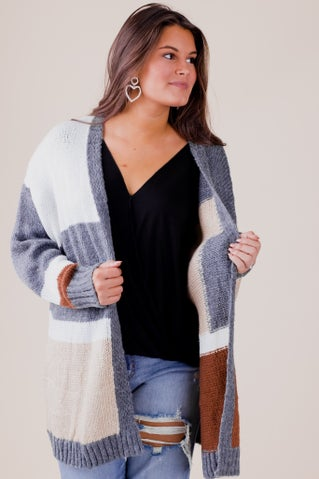 Layer Up Cardigan