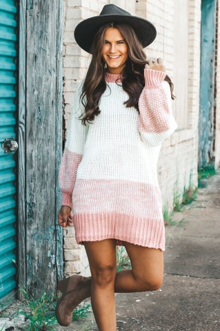 Humble Song Sweater Dress