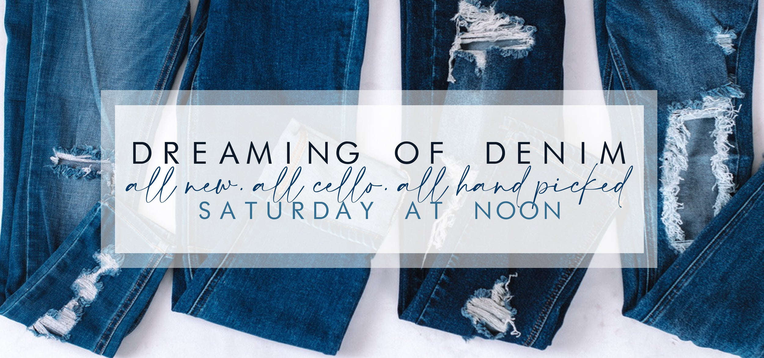 Denim Dreams