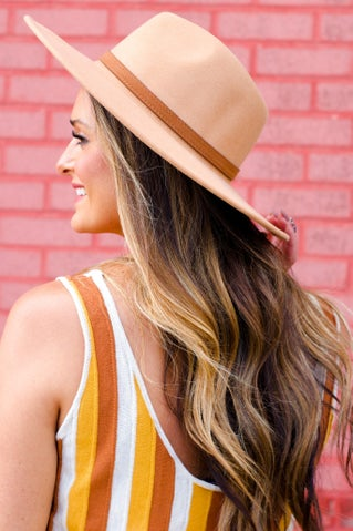 Picture Perfect Panama Hat