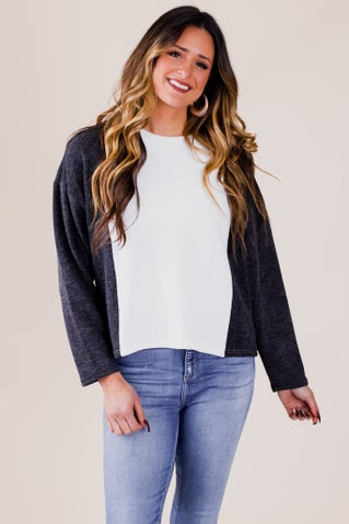 Blurred Lines Top