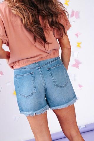 Harbor Lights Shorts