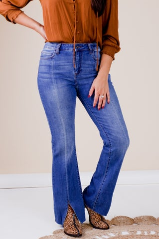 Never Alone Jeans
