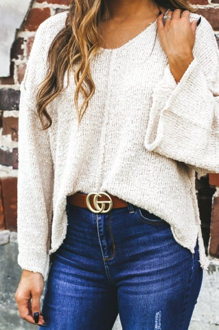 Higher Love Sweater