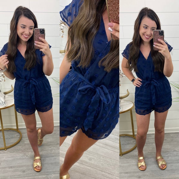 Know About It Romper
