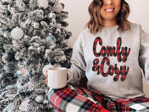 Comfy & Cozy Pullover *Final Sale*
